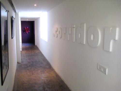 Corridor Art Gallery